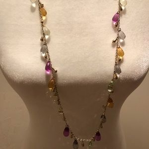 Jewelry - Pastel Chandelier Necklace